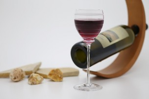 ジェイゾロフトとアルコールイメージ