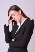 うつ病で頭痛が起きる