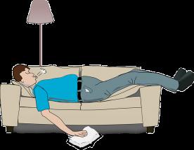 トリプタノールの眠気