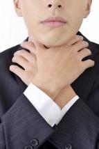 喉の違和感・異物感・詰まり感などヒステリー球の症状