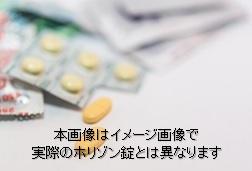 ホリゾン錠の効果