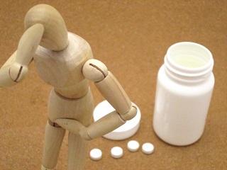 モディオダールの副作用